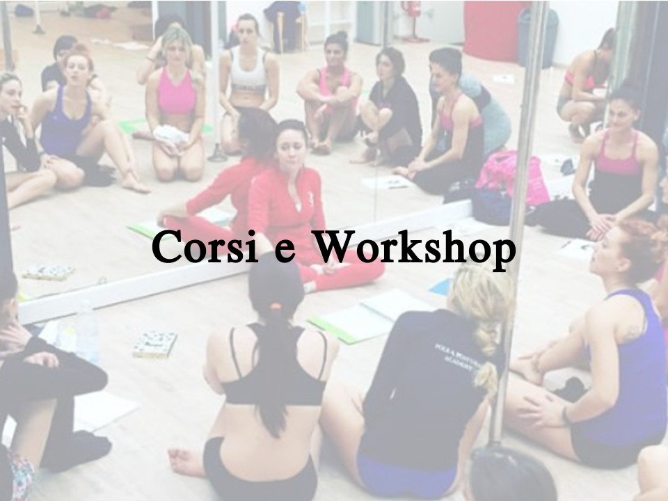 Corsi e Workshop Copertina