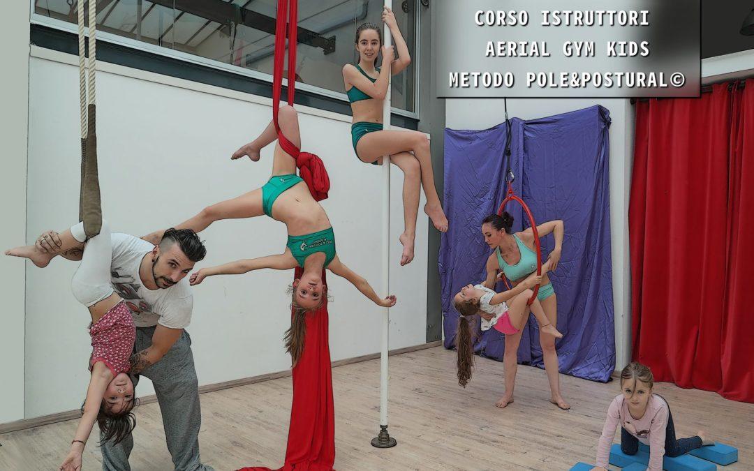Corso Istruttori Aerial Gym Kids