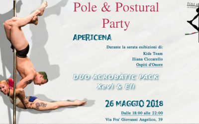 Pole&Postural Party