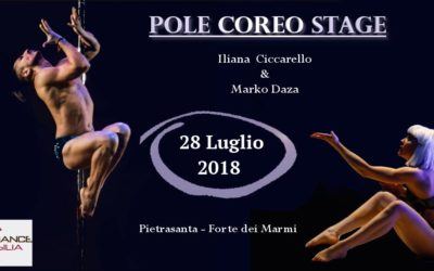 Pole Coreo Stage